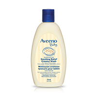 AVEENO<sup>&reg;</sup> BABY<sup>&reg;</sup> Soothing Relief Creamy Wash