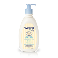 AVEENO<sup>&reg;</sup> BABY<sup>&reg;</sup> Daily Lotion