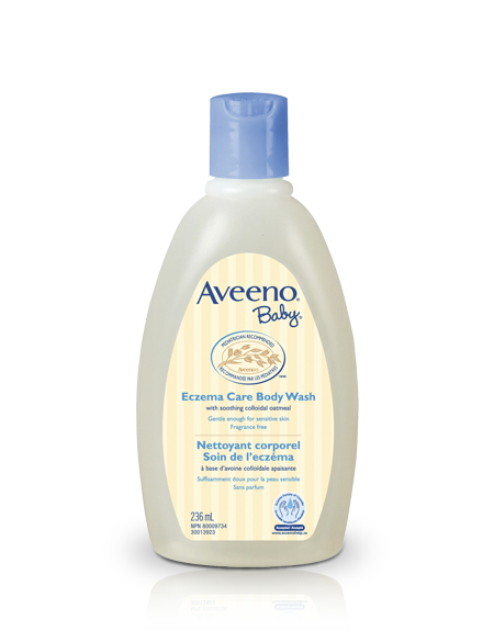 AVEENO® BABY® Eczema Care Wash