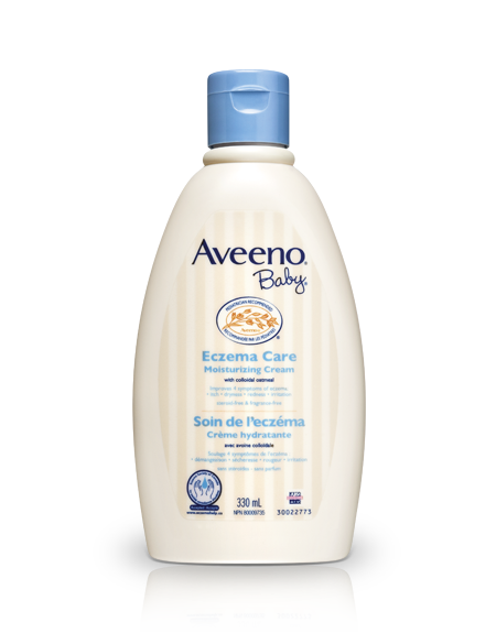 AVEENO® BABY® Eczema Care Moisturizing Cream