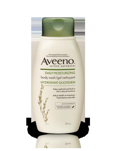 AVEENO® – Gel nettoyant hydratant quotidien
