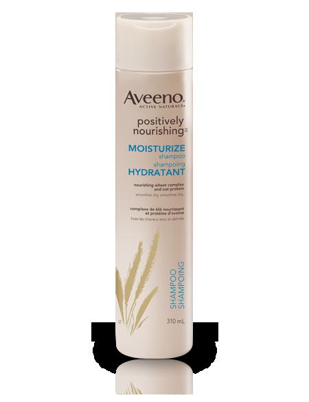 AVEENO® POSITIVELY NOURISHING® Moisturize Shampoo