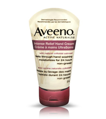 AVEENO® Intense Relief Hand Cream