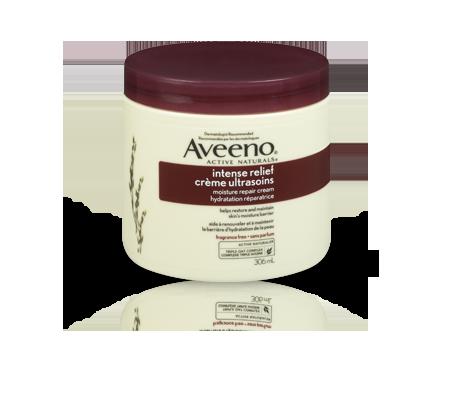 AVEENO® Intense Relief  Moisture Repair Cream