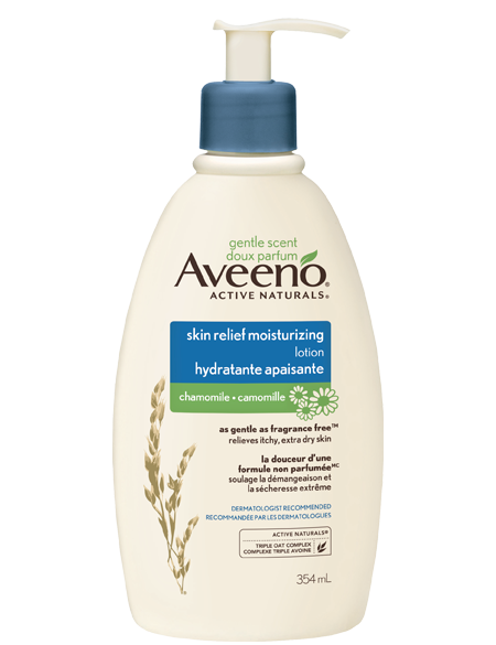 AVEENO® Skin Relief Gentle Scent™ Chamomile Lotion