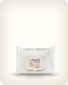 AVEENO® ULTRA CALMING® Gentle Makeup Removing Wipes