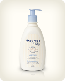 AVEENO® BABY® Daily Lotion