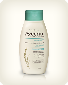 AVEENO® Skin Relief Body Wash Fragrance Free