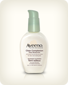 AVEENO® CLEAR COMPLEXION® Daily Moisturizer
