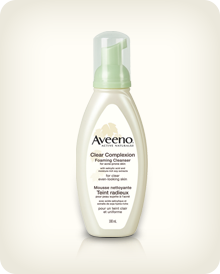 AVEENO® CLEAR COMPLEXION® Foaming Cleanser
