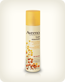 AVEENO® FRESH ESSENTIALS® Daily Moisturizer SPF 30