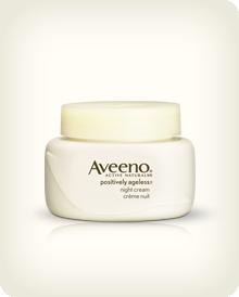 AVEENO® POSITIVELY AGELESS® Night Cream