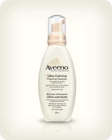 AVEENO® ULTRA CALMING® Foaming Cleanser