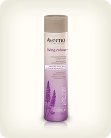 AVEENO® LIVING COLOUR® Conditioner Med-Thick Hair