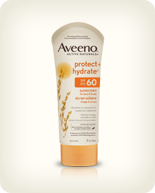 AVEENO® PROTECT + HYDRATE™ Sunscreen Lotion SPF 60