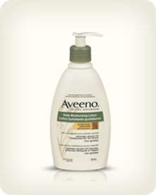 AVEENO® Daily Moisturizing Lotion, SPF 15
