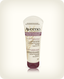 AVEENO® Intense Relief Overnight Cream
