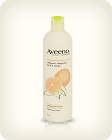 AVEENO® Invigorating Body Wash