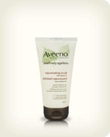 AVEENO® POSITIVELY AGELESS® Rejuvenating Scrub