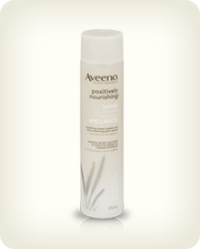AVEENO® POSITIVELY NOURISHING® Shine Shampoo