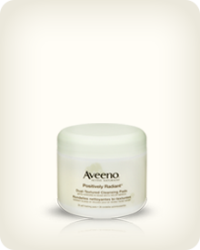 AVEENO® POSITIVELY RADIANT® Daily Cleansing Pads