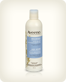 AVEENO® Skin Relief Shower & Bath Oil