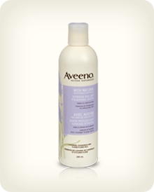 AVEENO® Stress Relief Foaming Bath