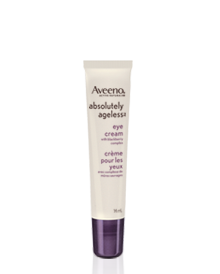 AVEENO<sup>®</sup> Absolutely Ageless™ Eye Cream